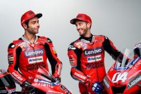 "Petrucci: ""I don't want Ducati to put me against Dovizioso"""