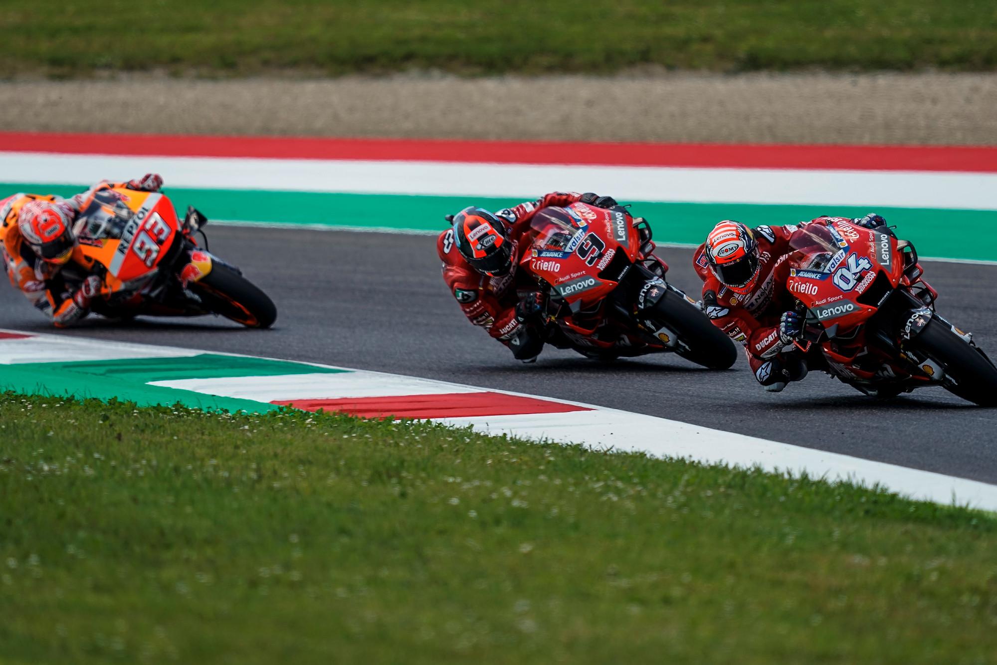 2019 MotoGP Italian GP
