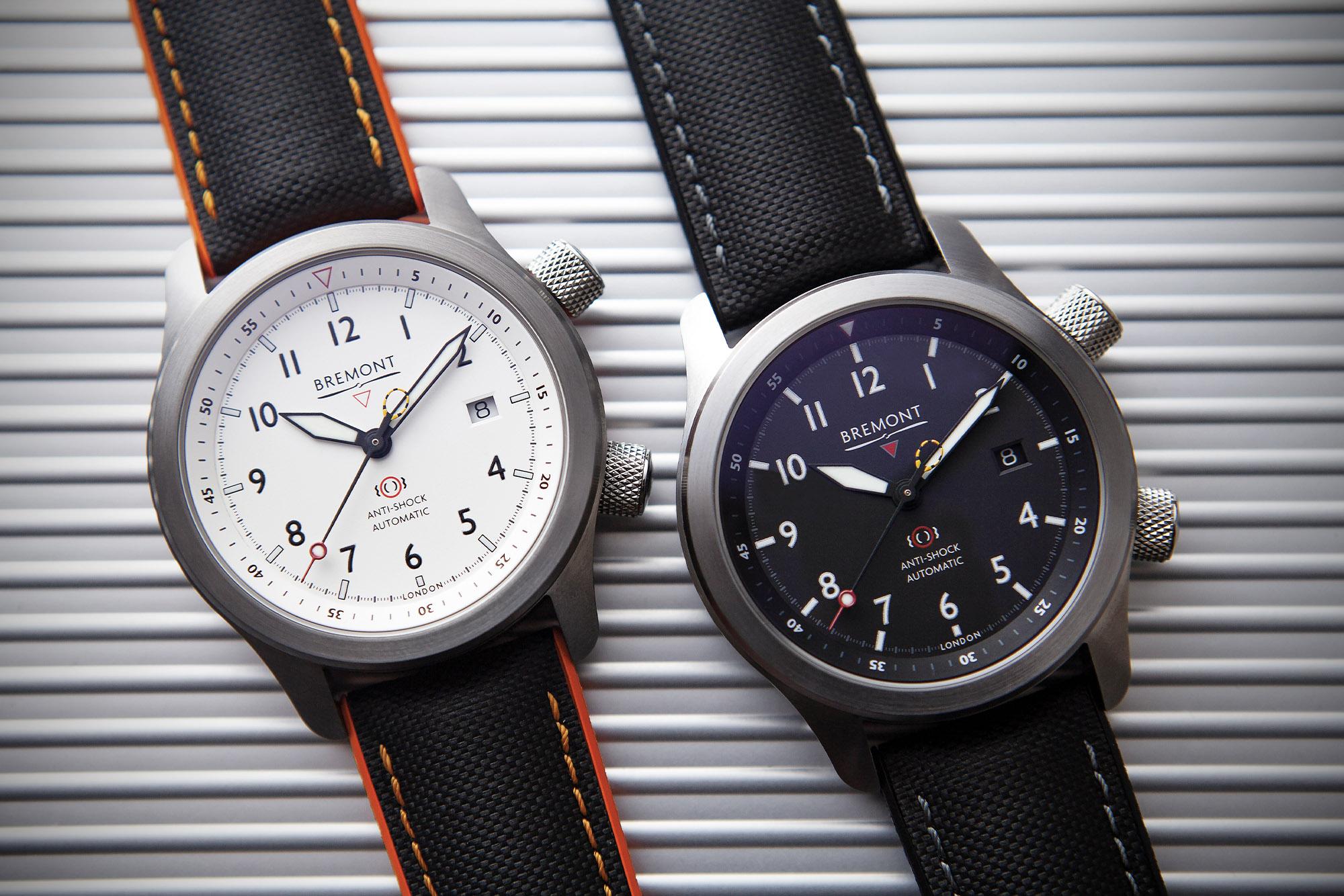 Bremont MB-II watches