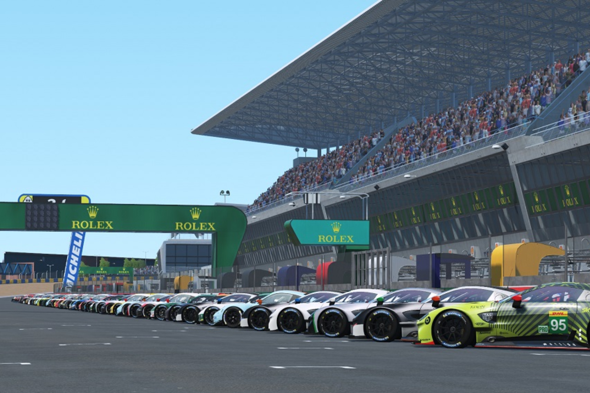 Watch live: Virtual Le Mans 24 Hours – plus driver line-up