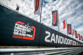 Dutch Grand Prix organisers confirm 2020 Zandvoort F1 race is cancelled