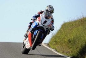 """John McGuinness on the TT: """"Just terrifying, there's no other way of putting it"""""""