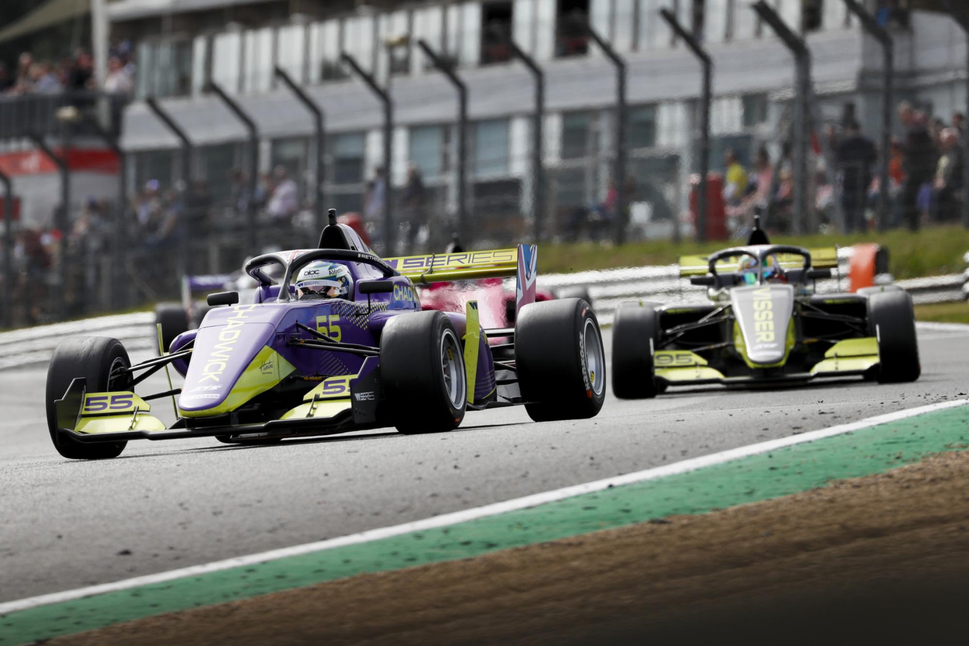 W Series finale, 2019, Brands Hatch