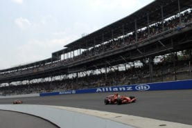 Ferrari has had discussions about 2022 IndyCar entry
