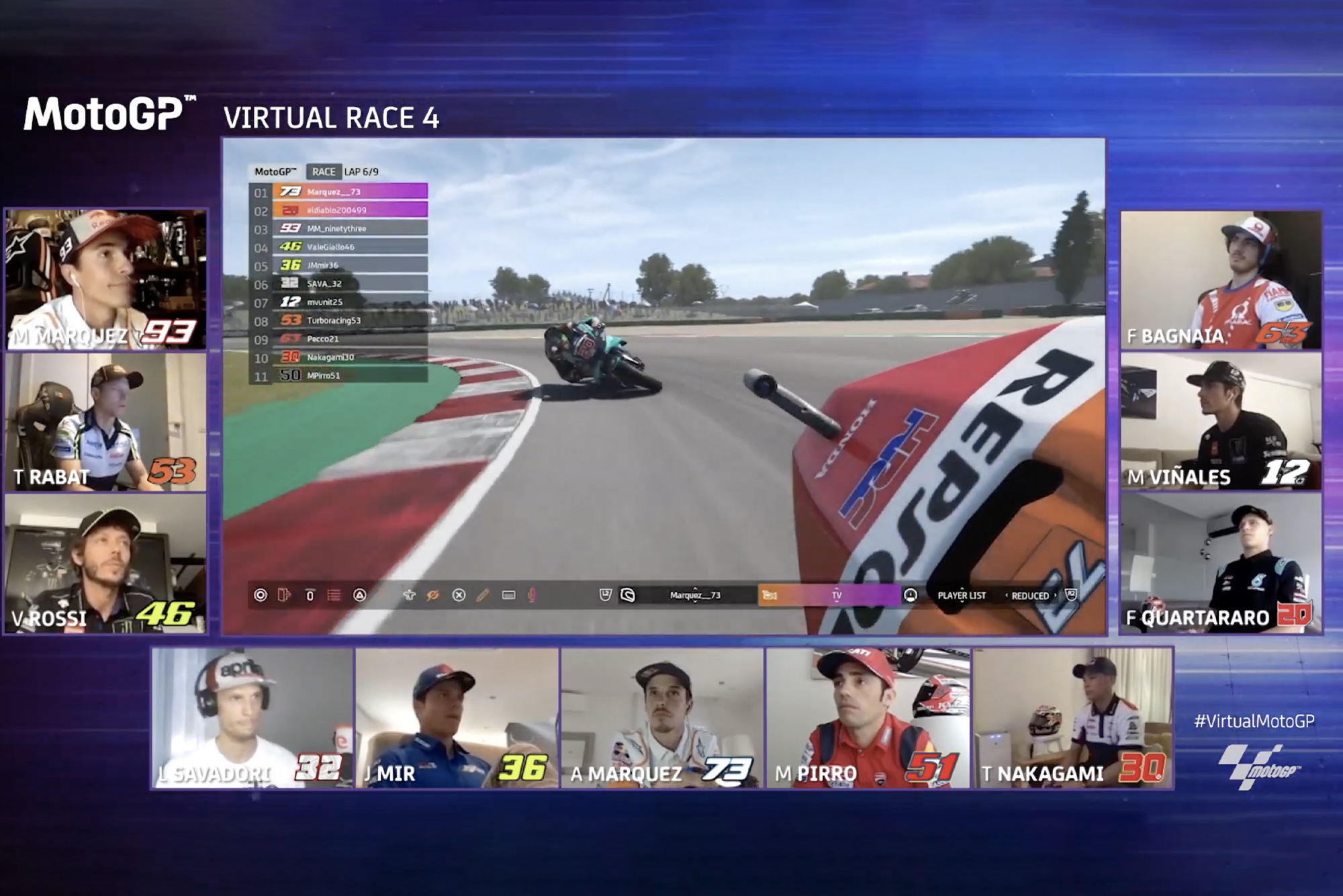 """""""We believe in the importance of reality"""" — why virtual MotoGP races fail to thrill"""