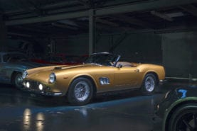 Concours Virtual gives classics a chance to shine online