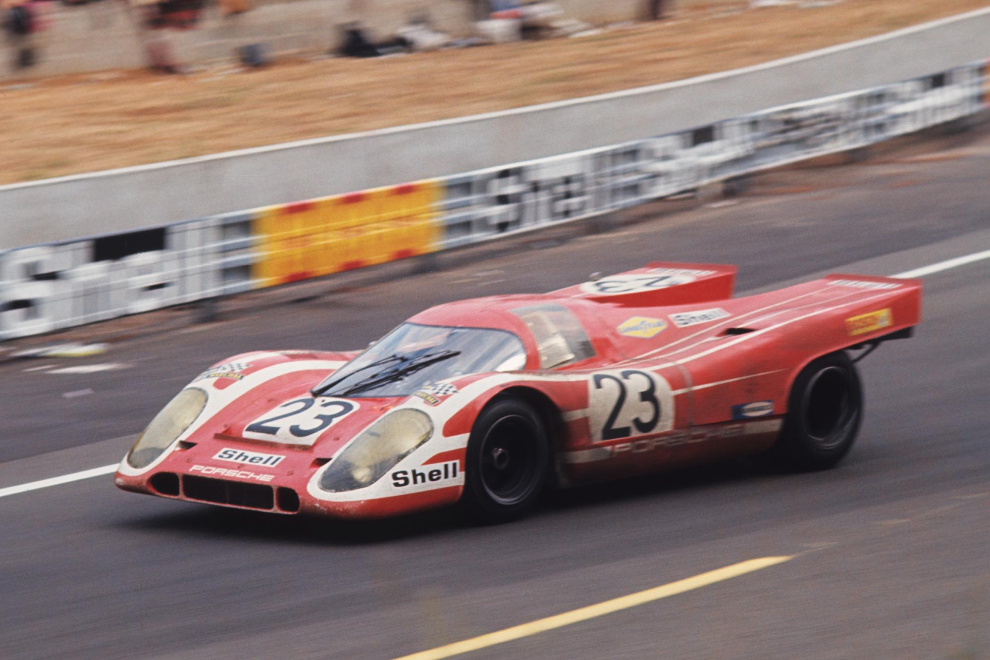 Porsche 917, 1970 Le Mans