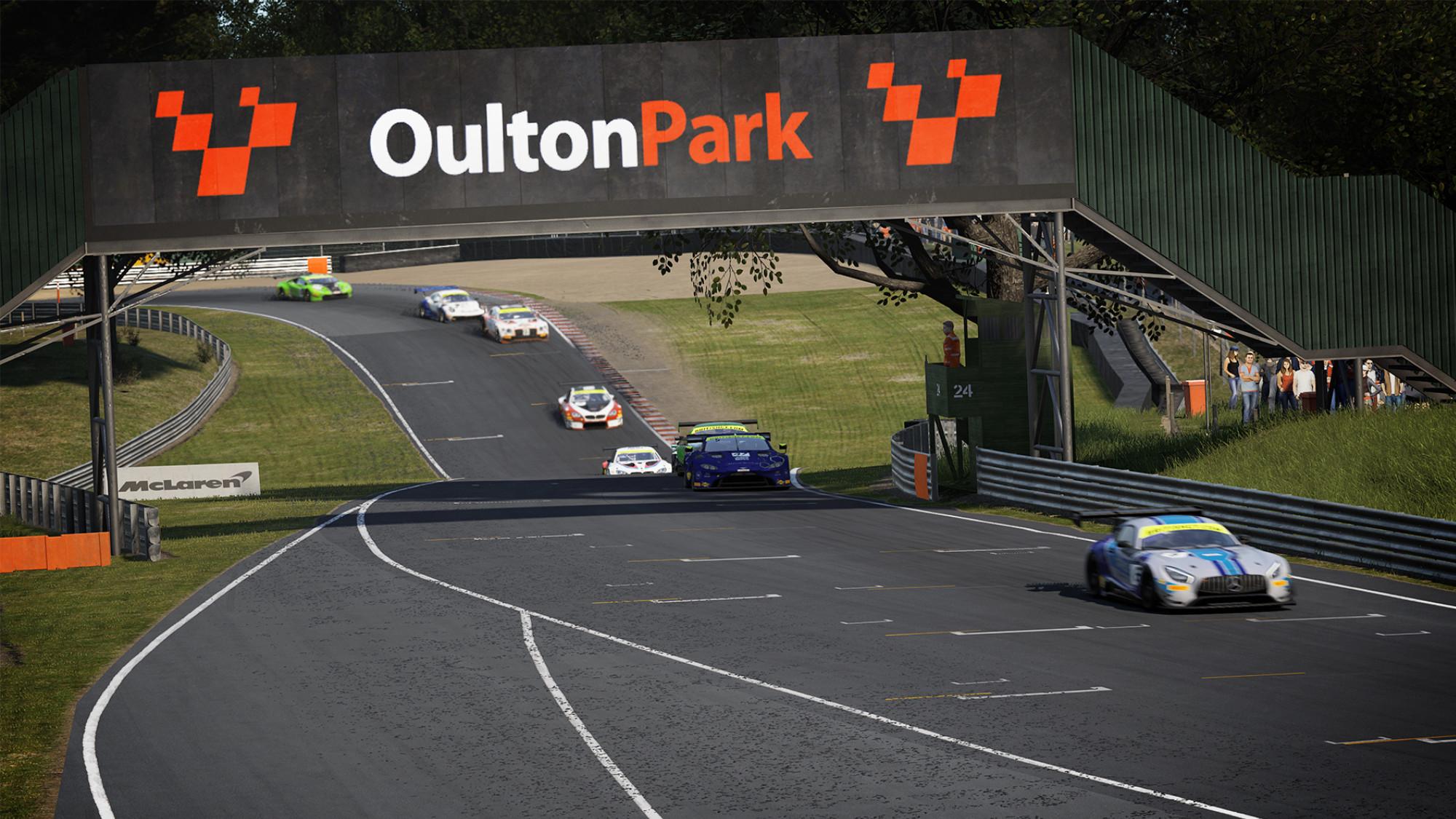 Assetto Corsa Competizione British GT4 Pack