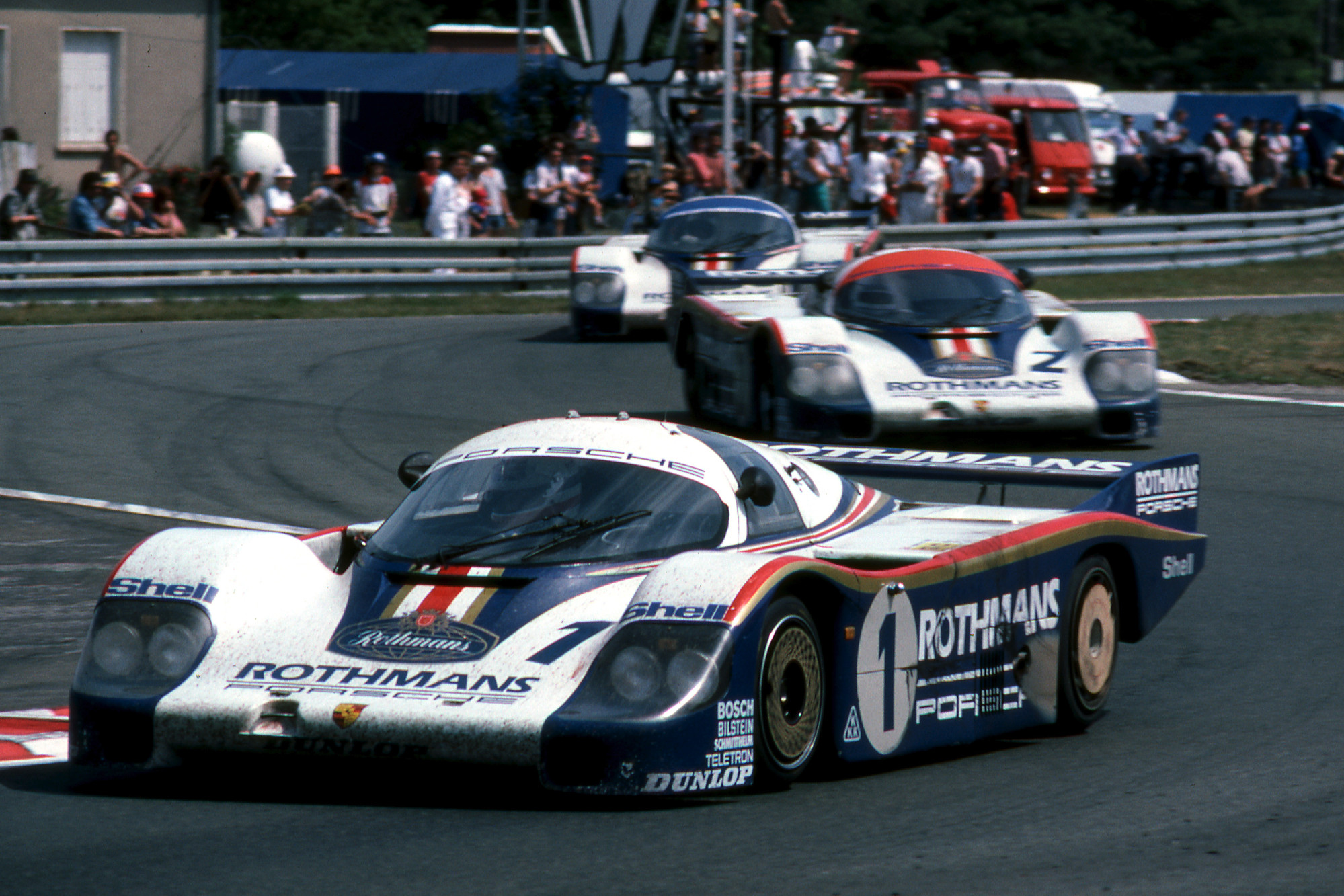 50 years of Porsche Le Mans winners: from the 917 to 919 Hybrid