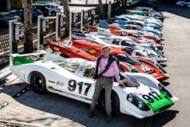 Porsche 917 engineer Hans Mezger dies aged 90