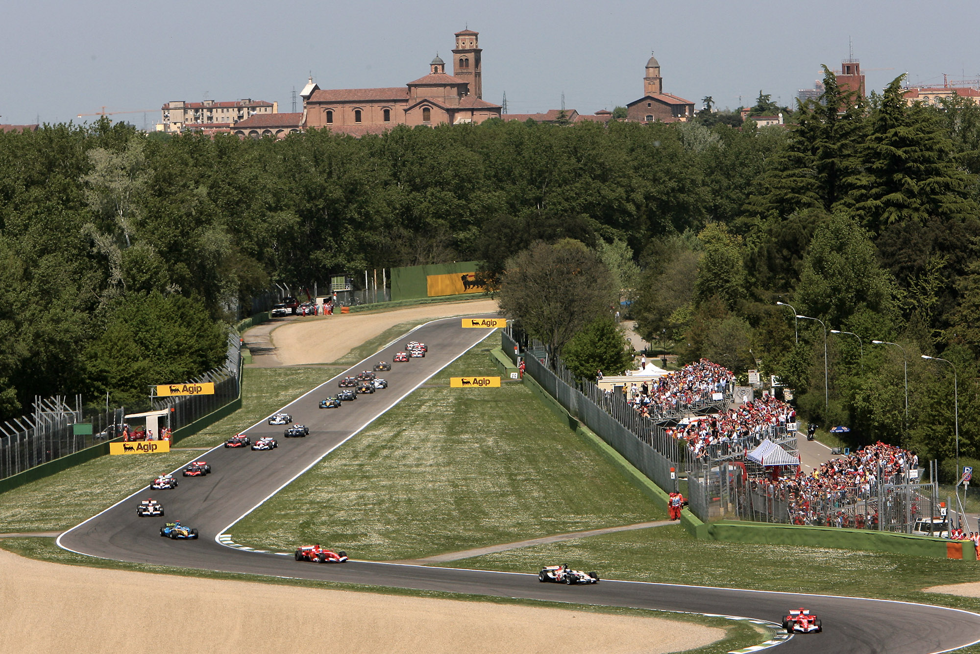 Imola Cleared For F1 Return After New Medical Centre Is Approved Motor Sport Magazine