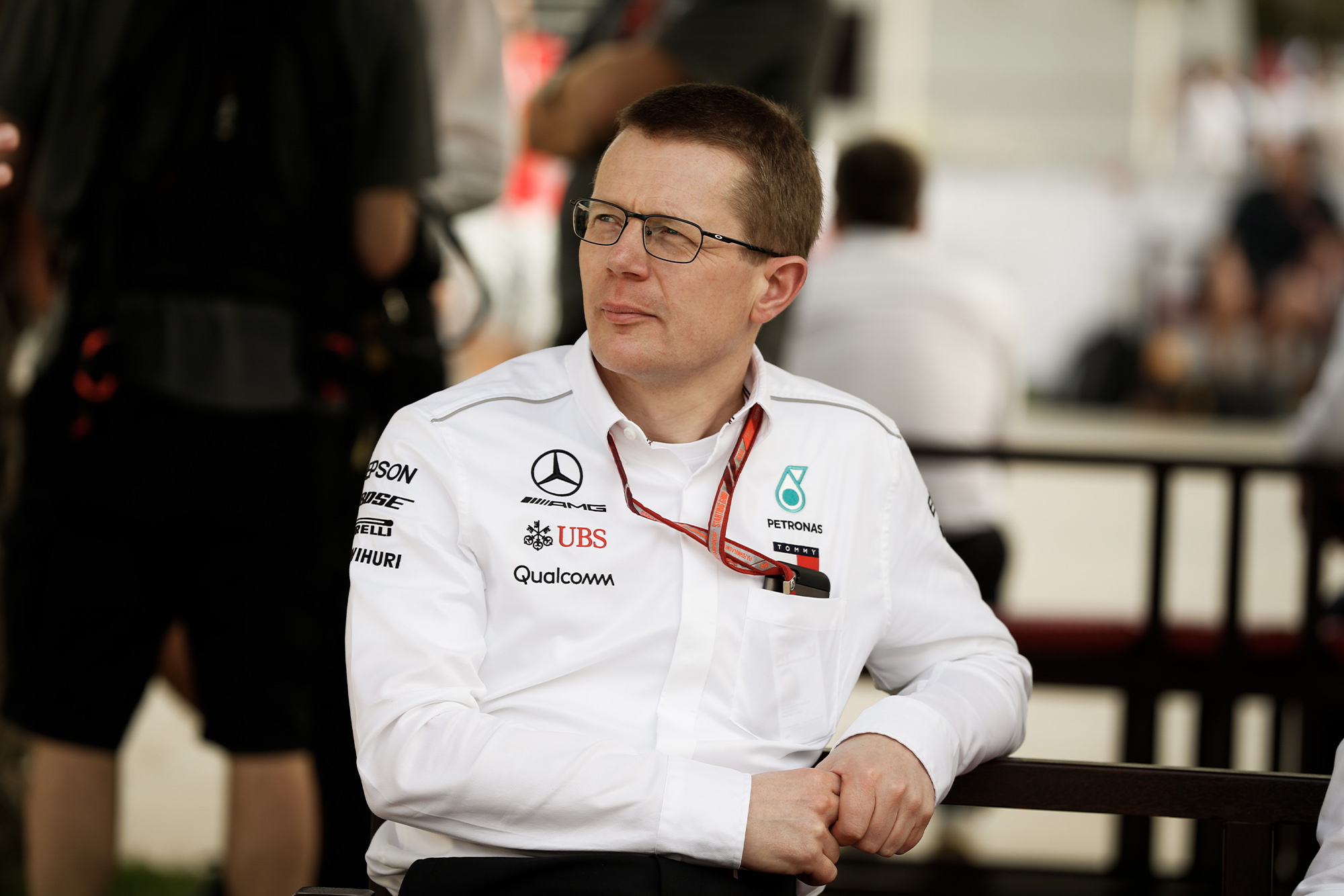Andy Cowell to step down as Mercedes F1 engine boss