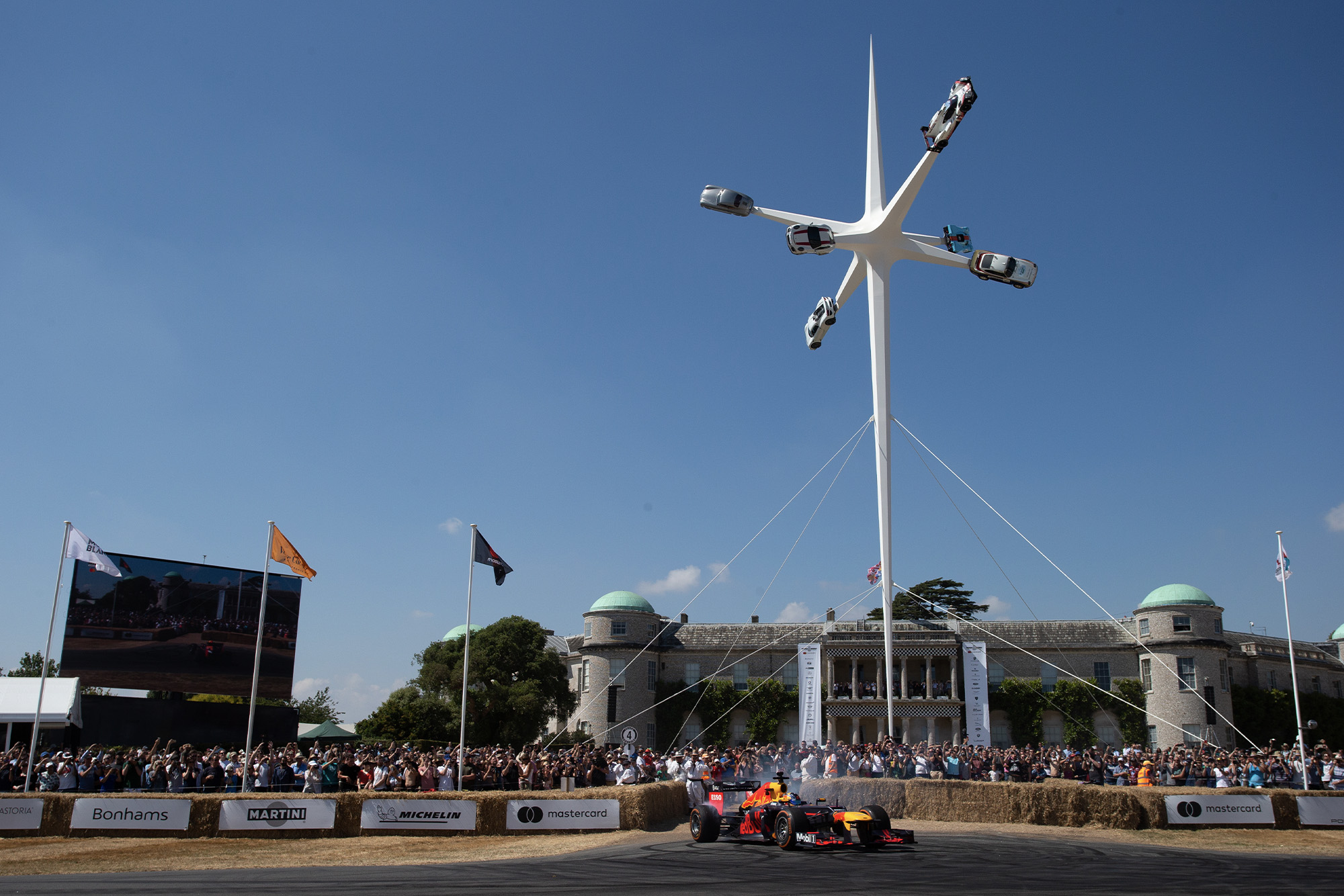 "Goodwood appeals for ""vital"" funds after cancelling Festival of Speed & Revival"