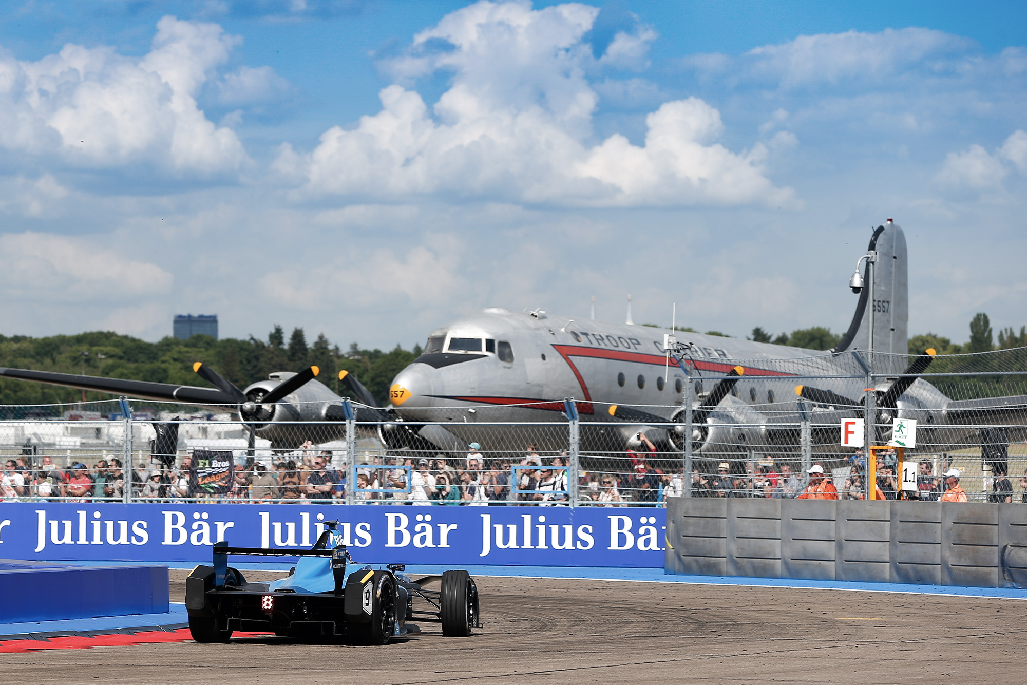Berlin Tempelhof Airport to host all six remaining Formula E races