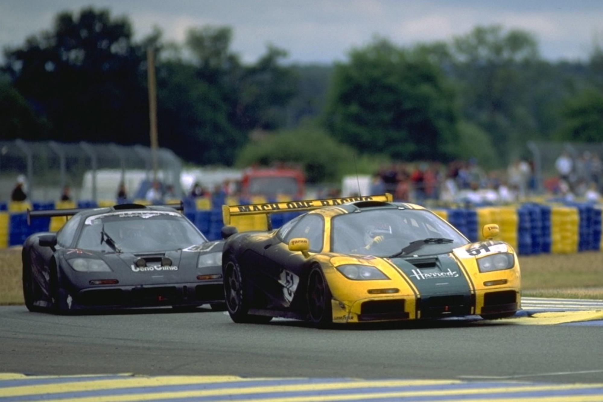 McLaren F1 GTR, Le Mans 1995