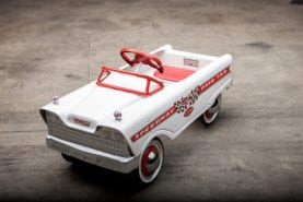 Formula Toddler: collection of classic pedal cars for sale