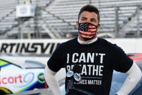 """'I will not back down'"""" Bubba Wallace responds after noose found in his garage"""