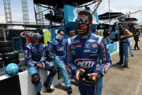 FBI concludes noose discovery not hate crime against Bubba Wallace