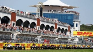 Turkish Grand Prix returns — along with spectators, as F1 announces end-of-season schedule