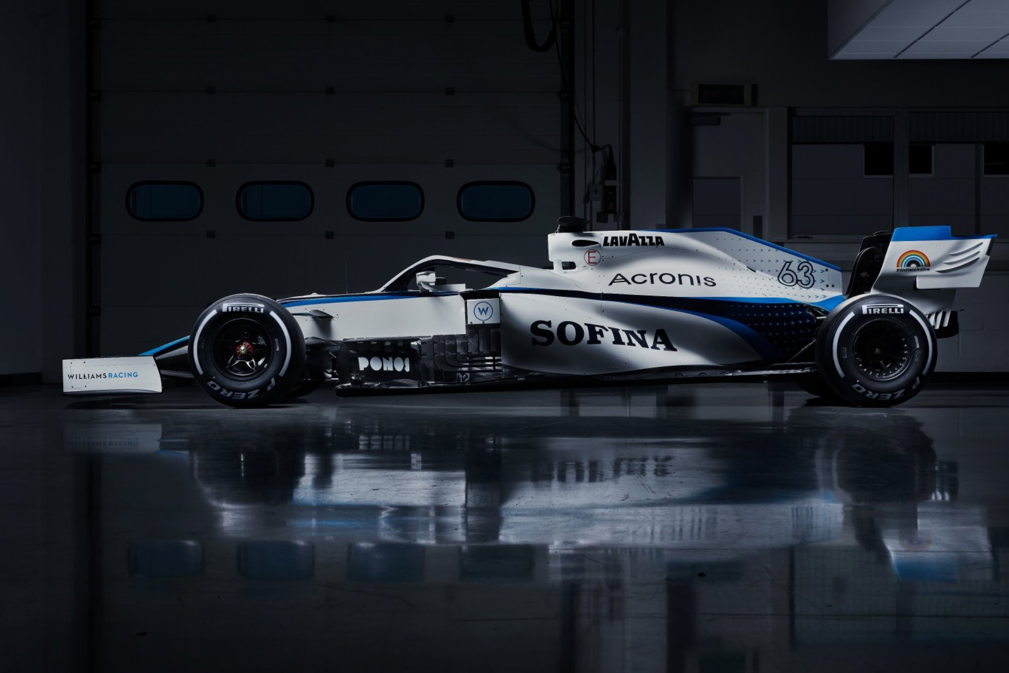 Williams FW43