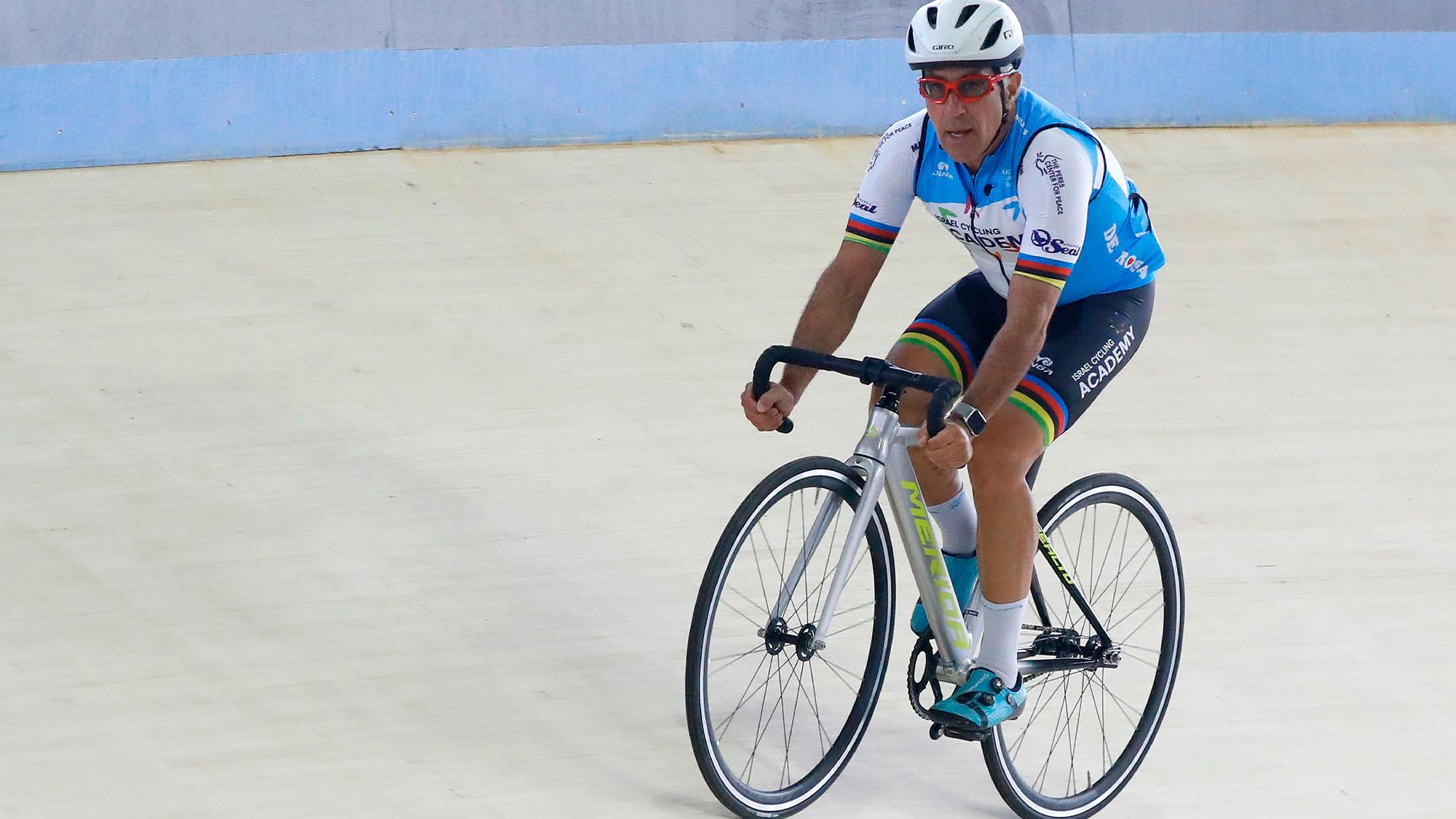 Sylvan Adams cycling