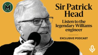 Podcast: Patrick Head, Engineering the Greats