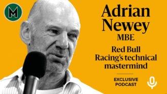 Podcast: Adrian Newey, Engineering the Greats