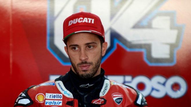 Dovizioso undergoes successful surgery after motorcross crash