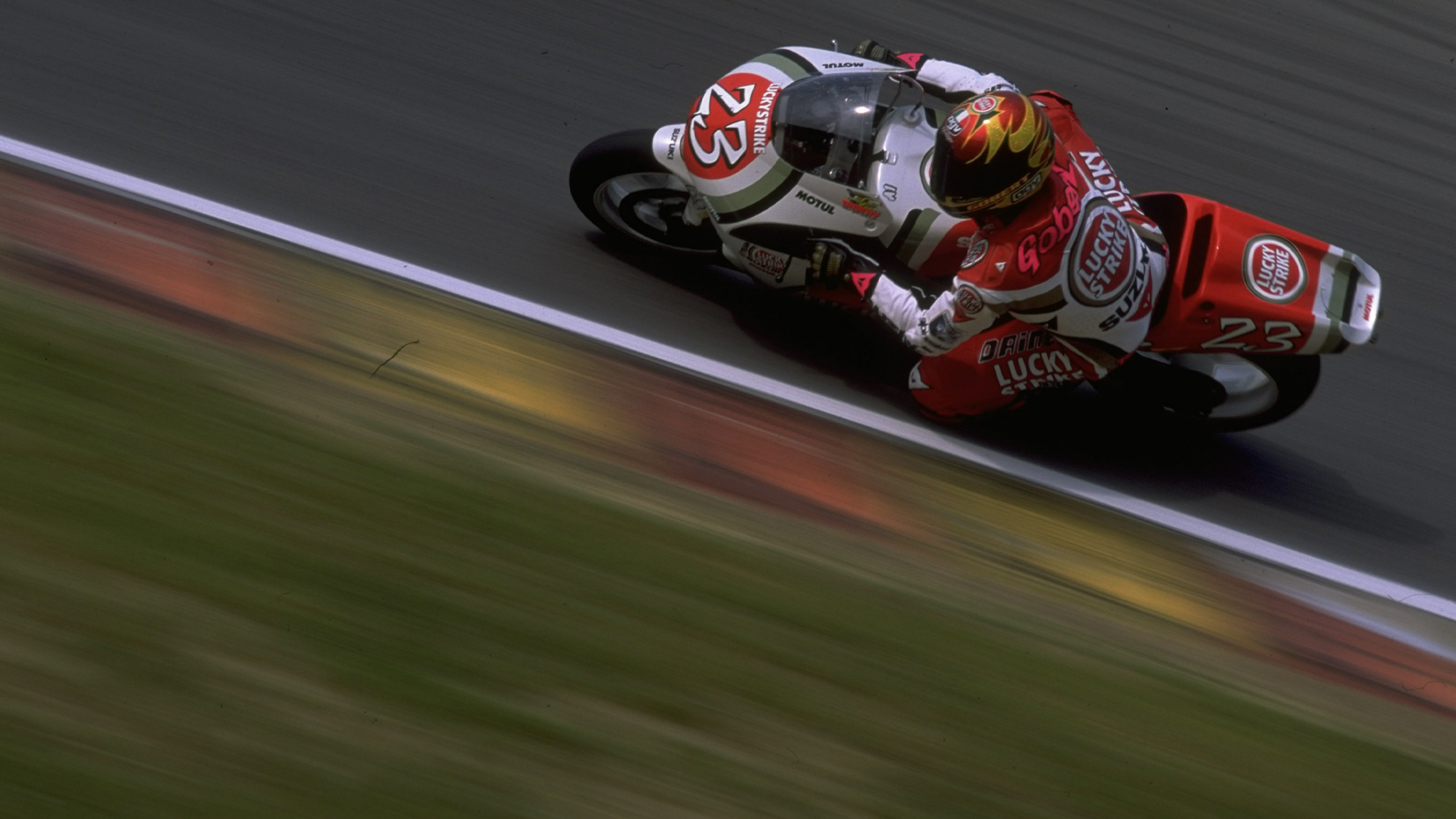 Anthony Gobert at the 1997 Italian Motorcycle Grand Prix