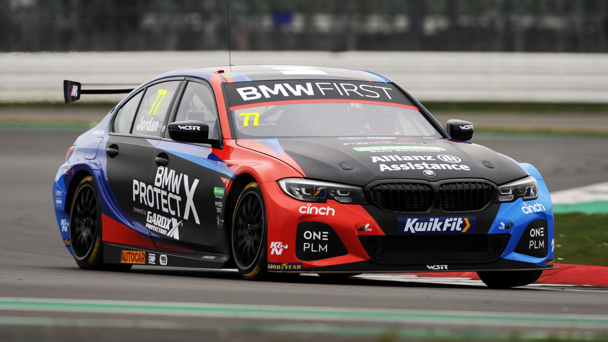 Andrew Jordan and Team BMW part ways ahead of 2020 BTCC season