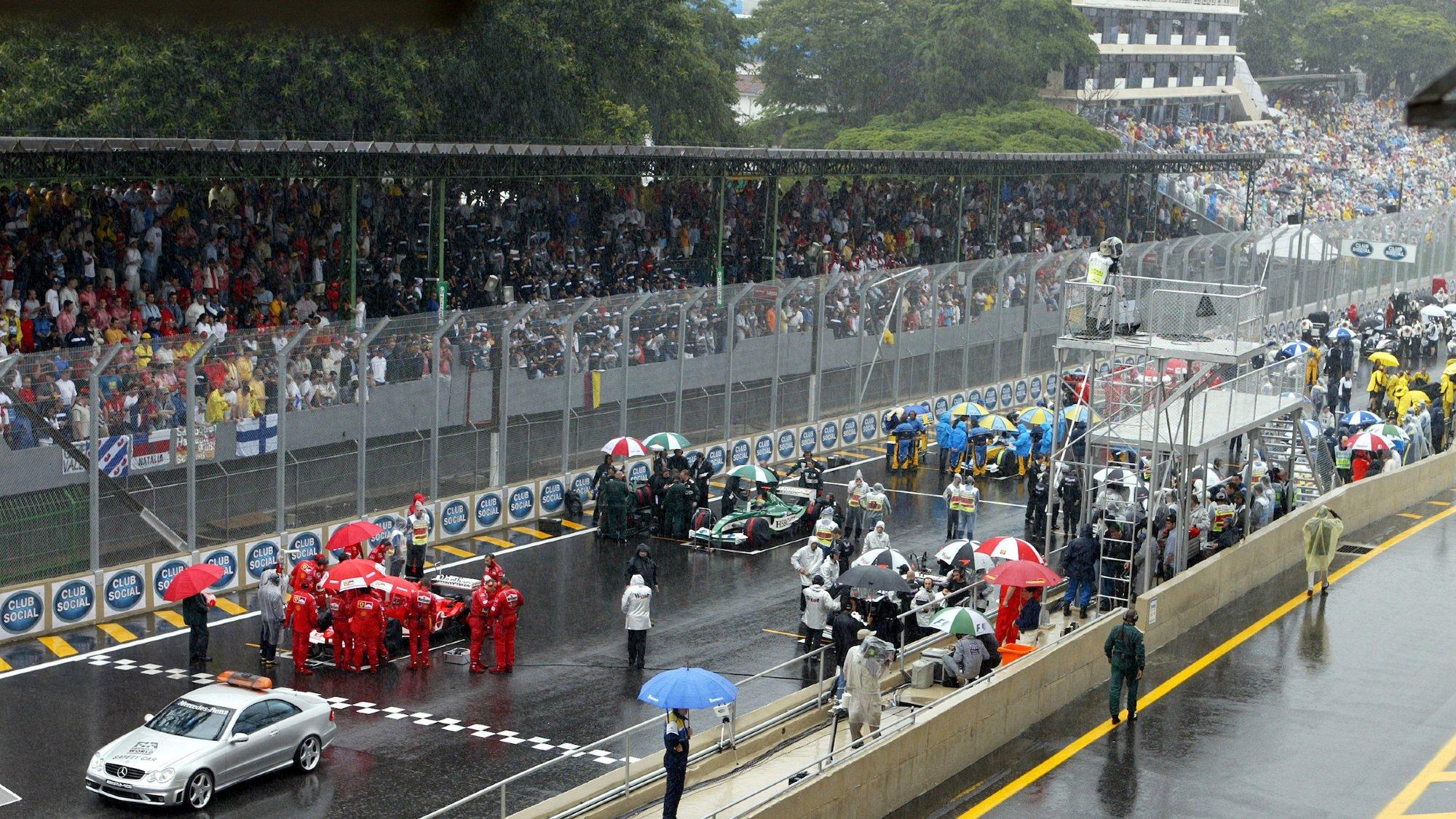 Brazil GP 2003