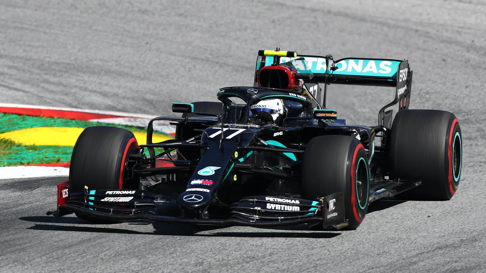 Valtteri Bottas, 2020 Austrian Grand Prix