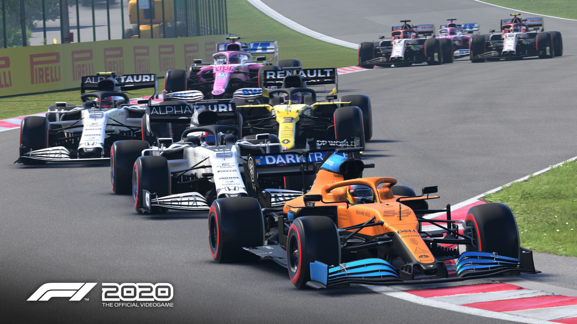 F1 2020 game: review