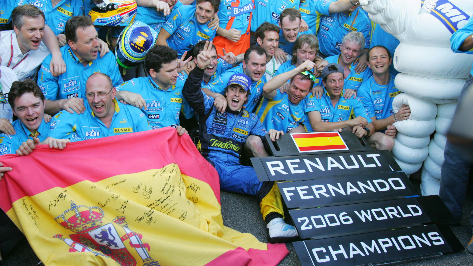 The Alonso-Renault relationship: championships and controversy
