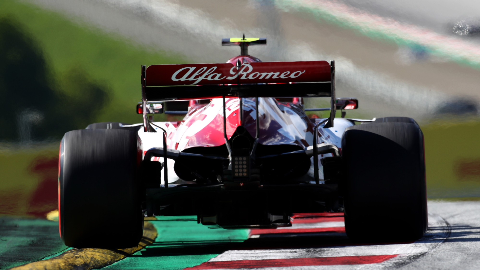 Antonio Giovinazzi, 2020 Austrian GP