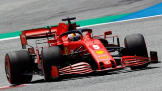 Vettel says he would welcome Red Bull F1 reunion offer