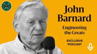 Podcast: John Barnard, Engineering the Greats