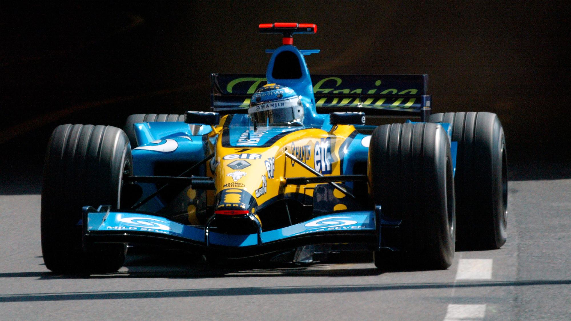 Jarno Trulli, 2004 Monaco GP