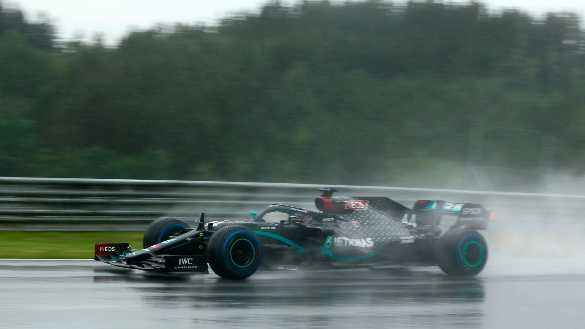 Lewis Hamilton, 2020 Styrian GP