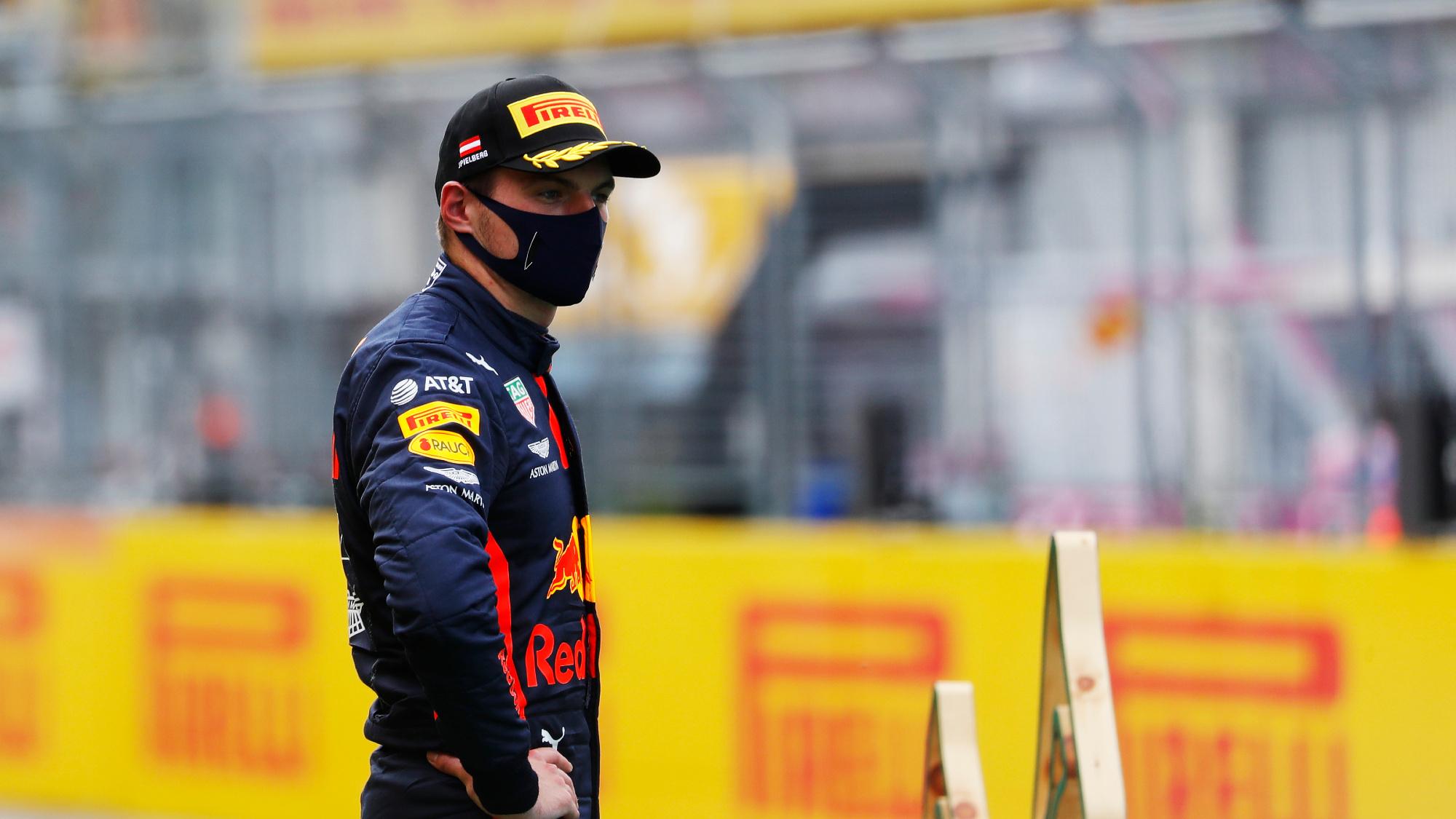 Max Verstappen, 2020 Styrian GP