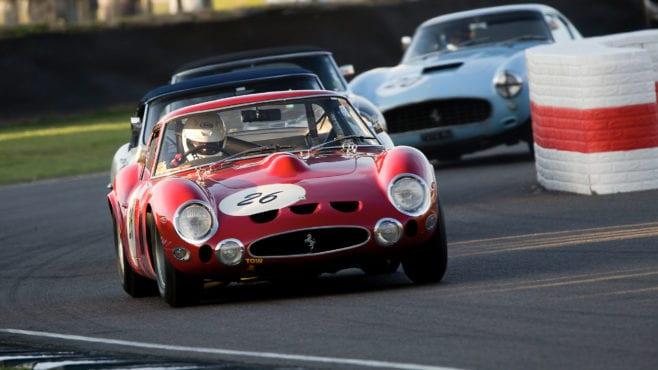 2021 Historic motor racing and classic car race calendar