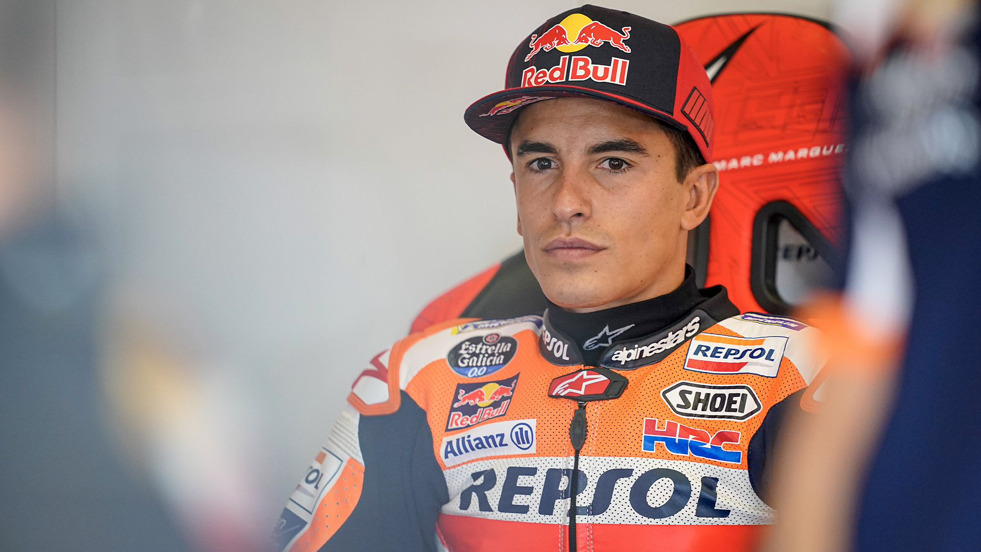 Marc Márquez out of Andalusian GP after abandoning qualifying