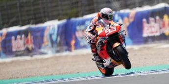 Marc Márquez surgery successful; targets Brno for MotoGP return