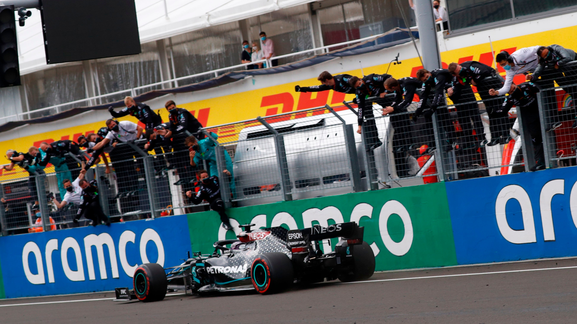 Will 2020 be the year Mercedes records a perfect F1 season?