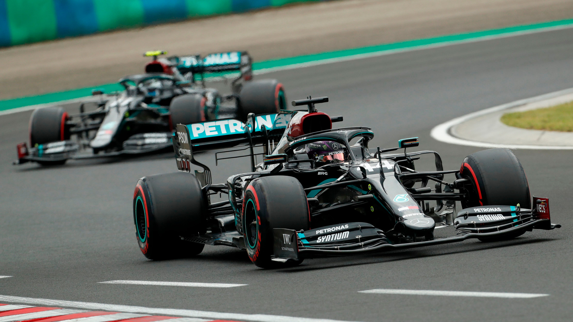 Mercedes, 2020 Hungarian GP