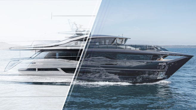 Watch: New-generation Princess X95 yacht set for online launch