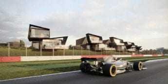 Trackside apartments at Silverstone go on sale