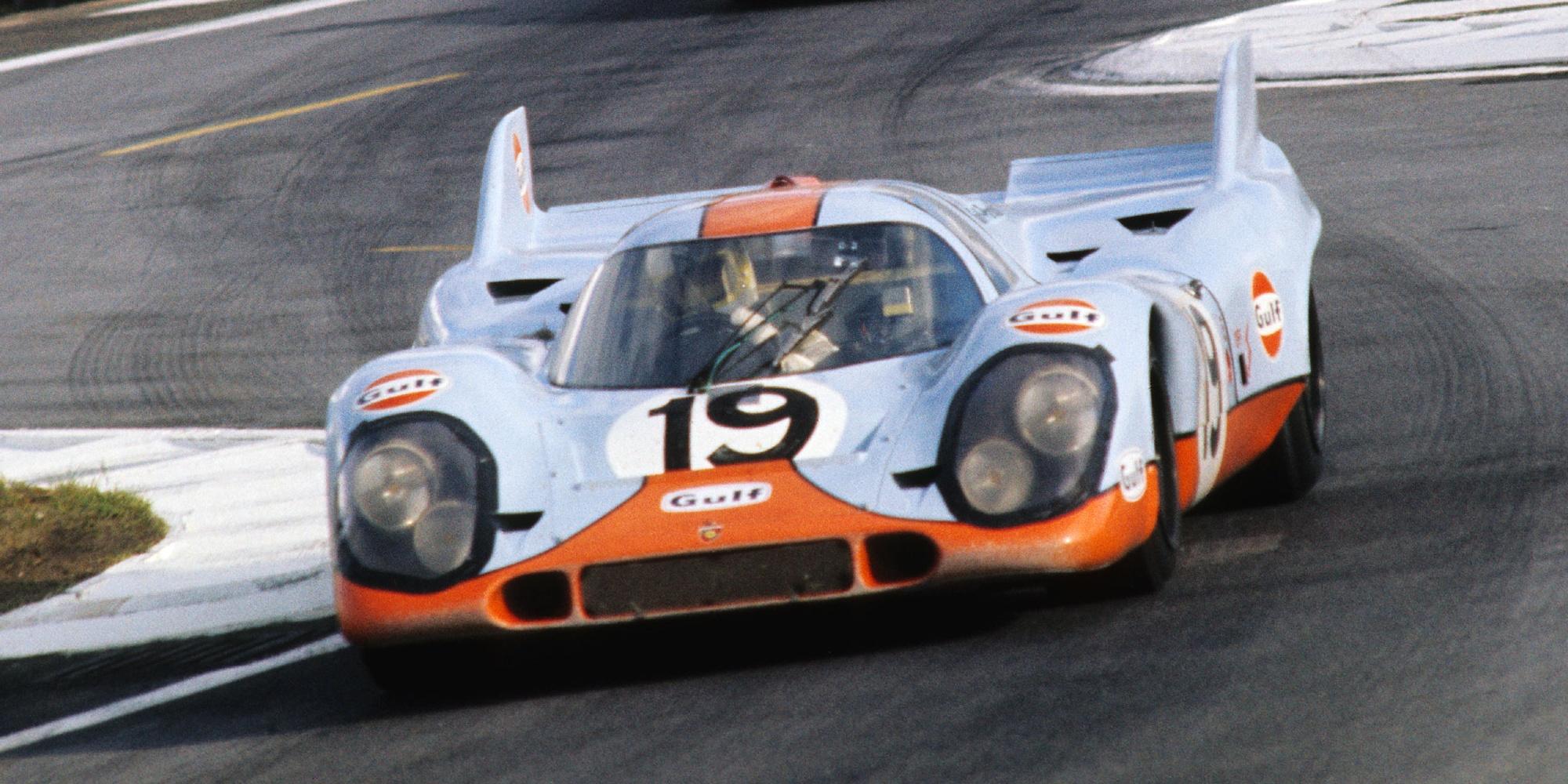 Porsche 917, Le Mans 1971