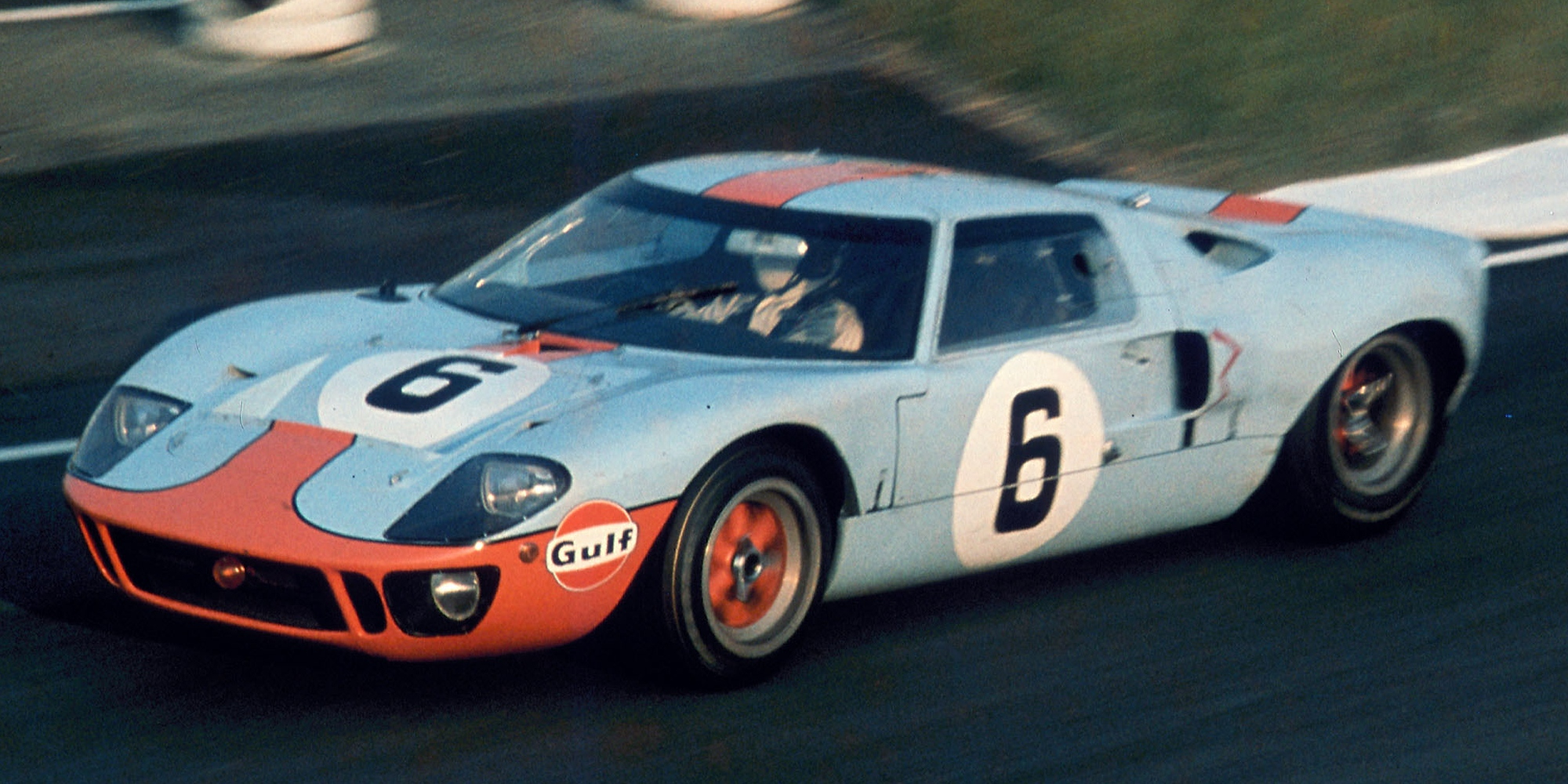 Ford GT40, 1969 Le Mans