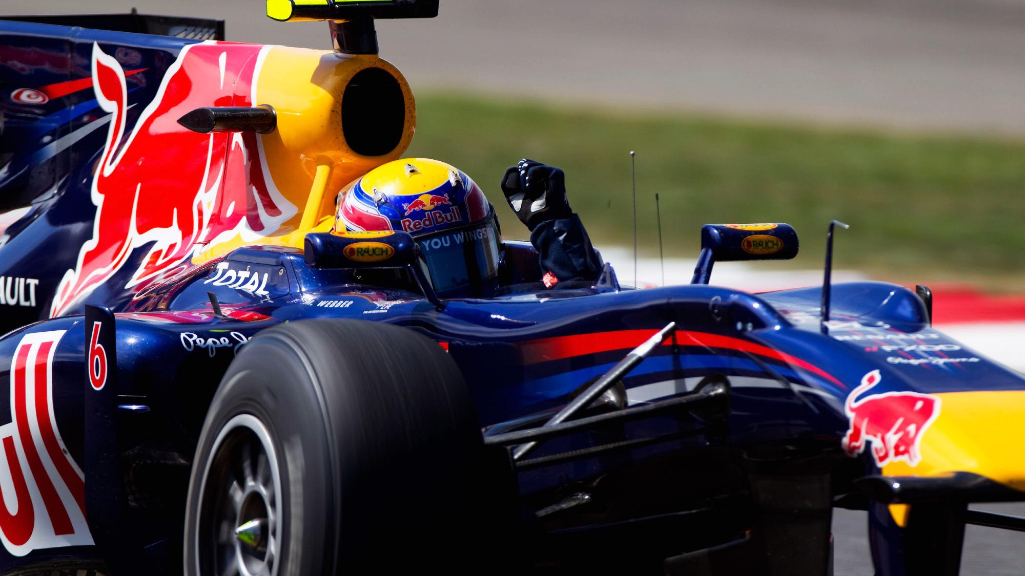 2010 British GP, Mark Webber